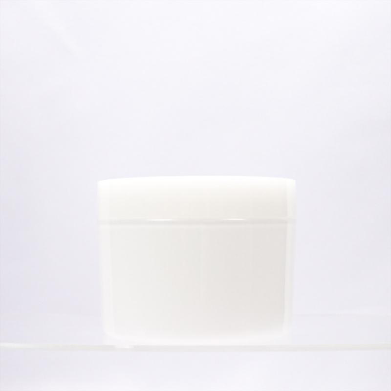 雙層射出霜瓶-圓直柱-300ml