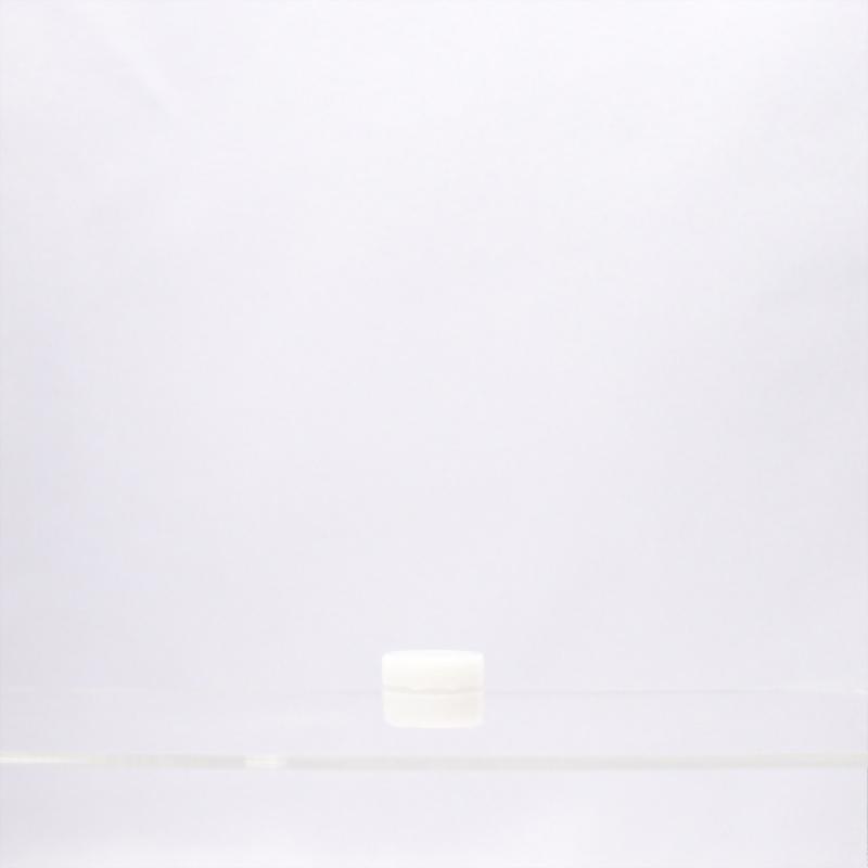雙層射出霜瓶-圓直柱-5ml