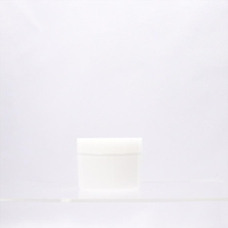 雙層射出霜瓶-圓直柱-75ml