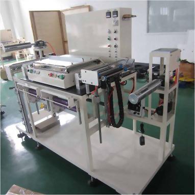 Cover lay Pre-laminate machine