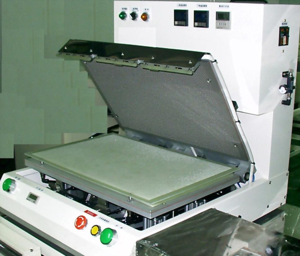 Pre lamination machine