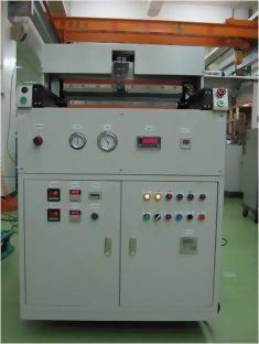 HH-46TON(380mm*560mm)  Vacuum laminator