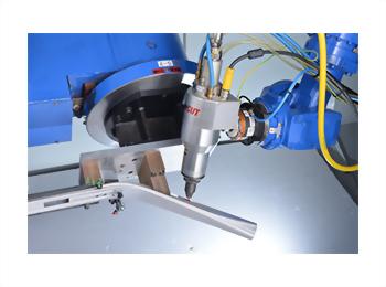 Laser Cutting M/C