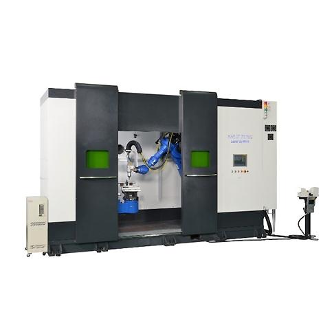 3D Laser Cutting Machine
