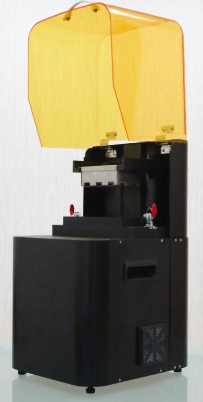 下沉式 DLP 3D列印