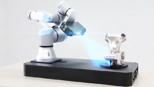 藍光掃描機 3D