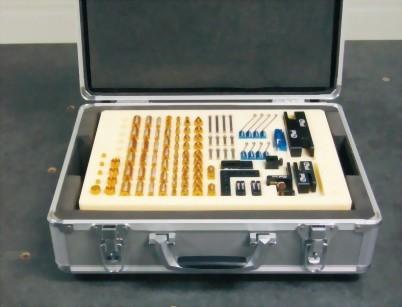 全閎彈性夾具系列固件擺放盤