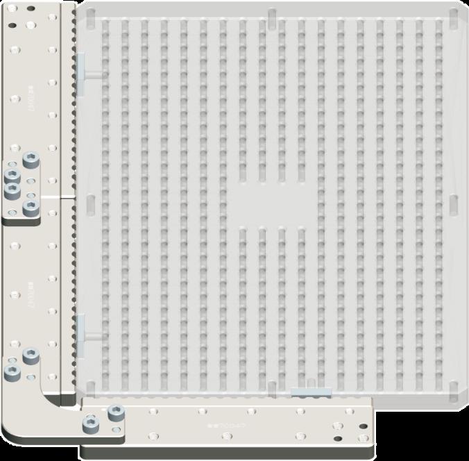全閎彈性夾具系列透光工作底板
