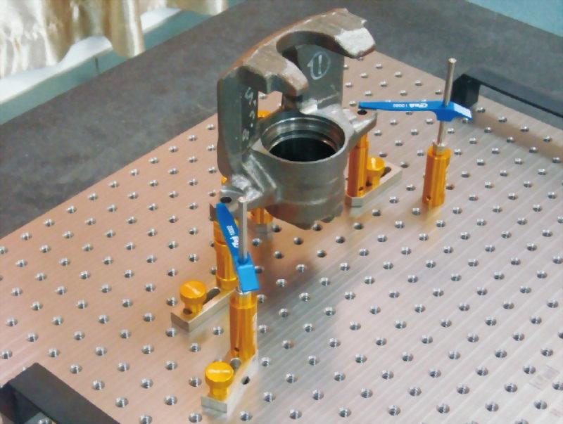 全閎固定夾具系列三次元彈性夾具系統
