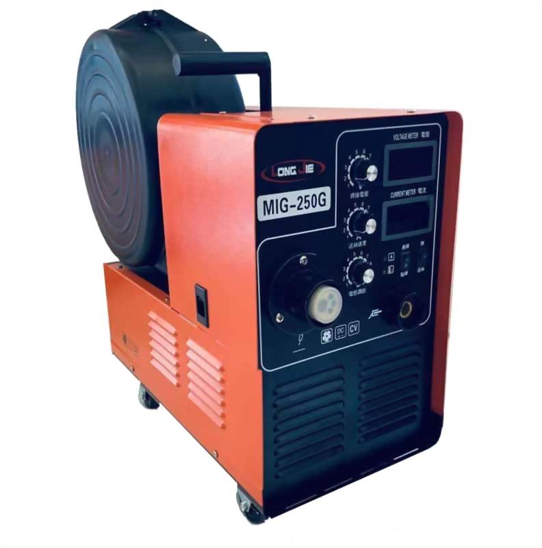 變頻式半自動熔接機(一體式)