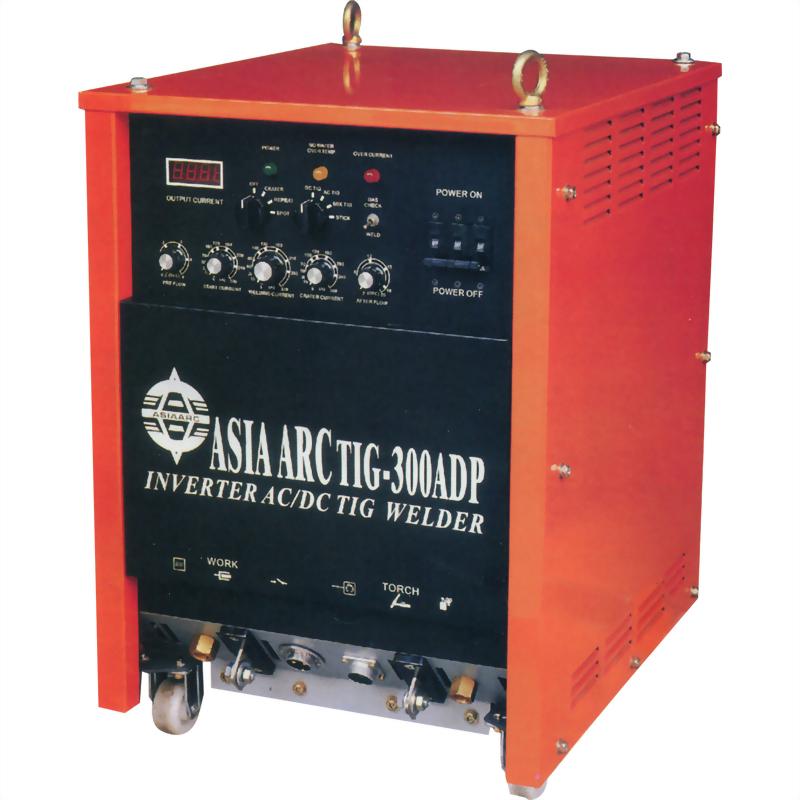全功能脈波交直流變頻式氬焊機TIG-300ADP