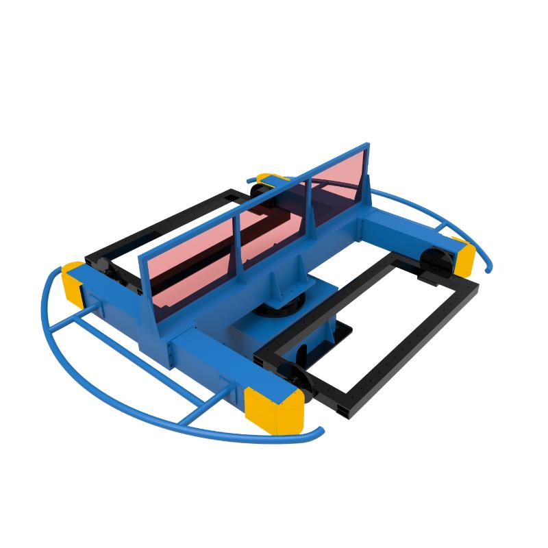 輔助設備-三軸變位機