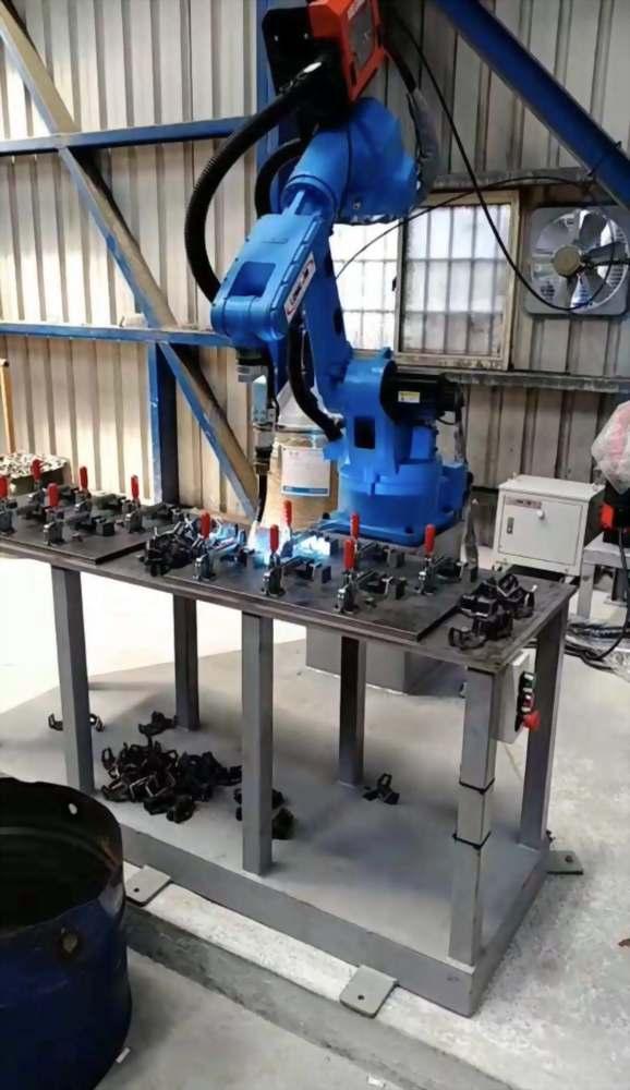客製化設備 客製焊接工作站