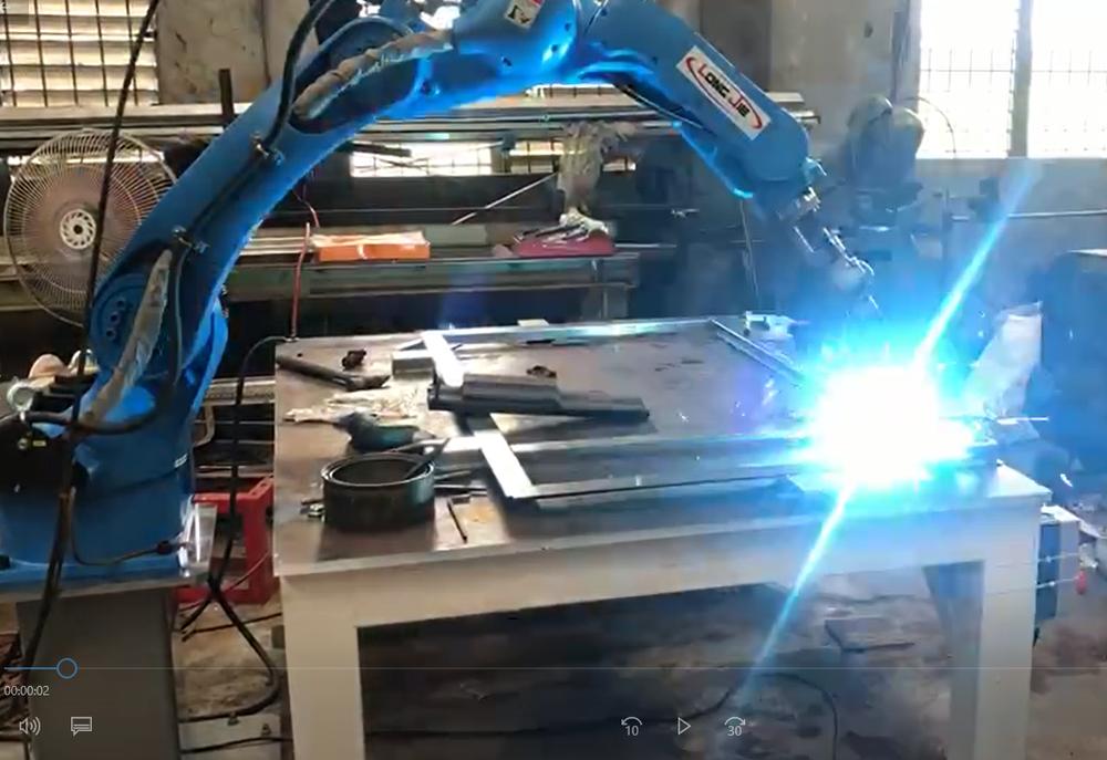 消防箱體焊接