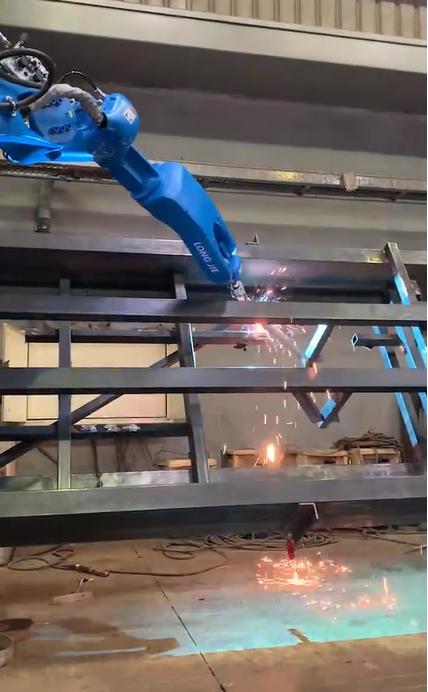 鋼構及桁架焊接