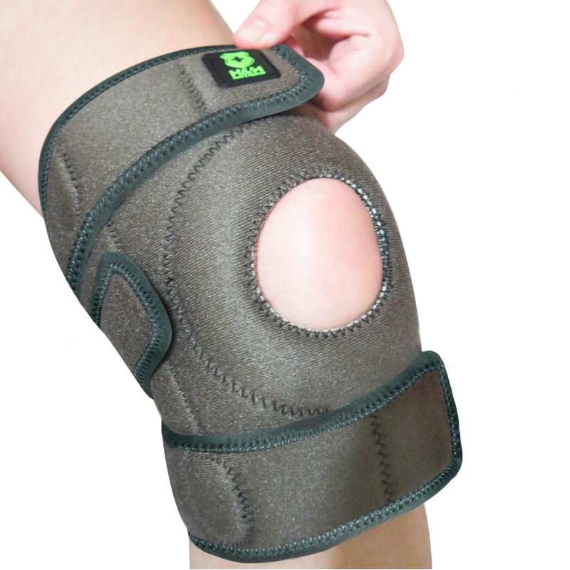 遠紅外線防護調整型支撐護膝