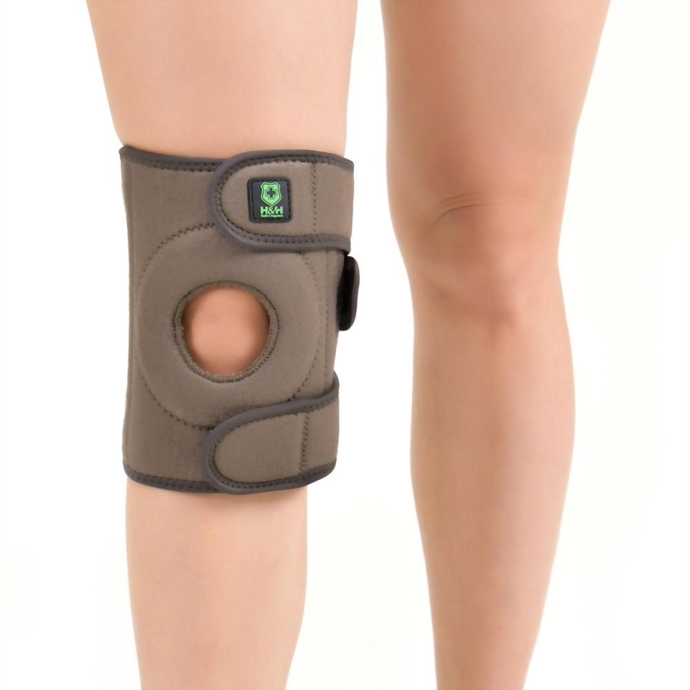 遠紅外線機能調整型支撐護膝