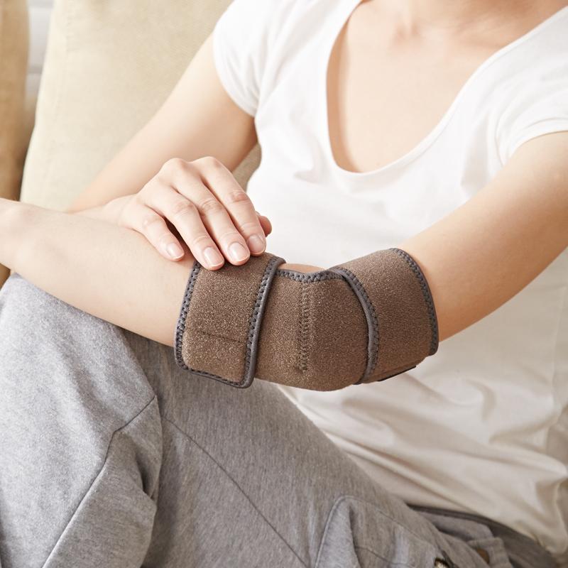 遠紅外線防護調整型護肘