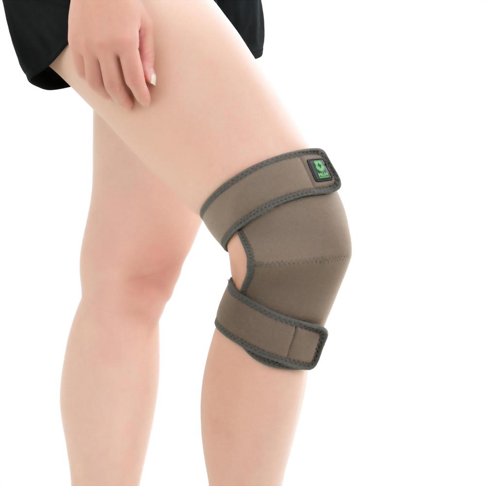 遠紅外線機能調整型護膝