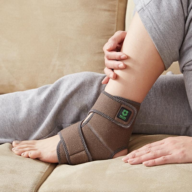 遠紅外線機能調整型護踝