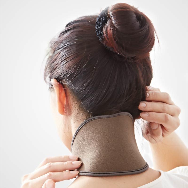 遠紅外線防護調整型護頸