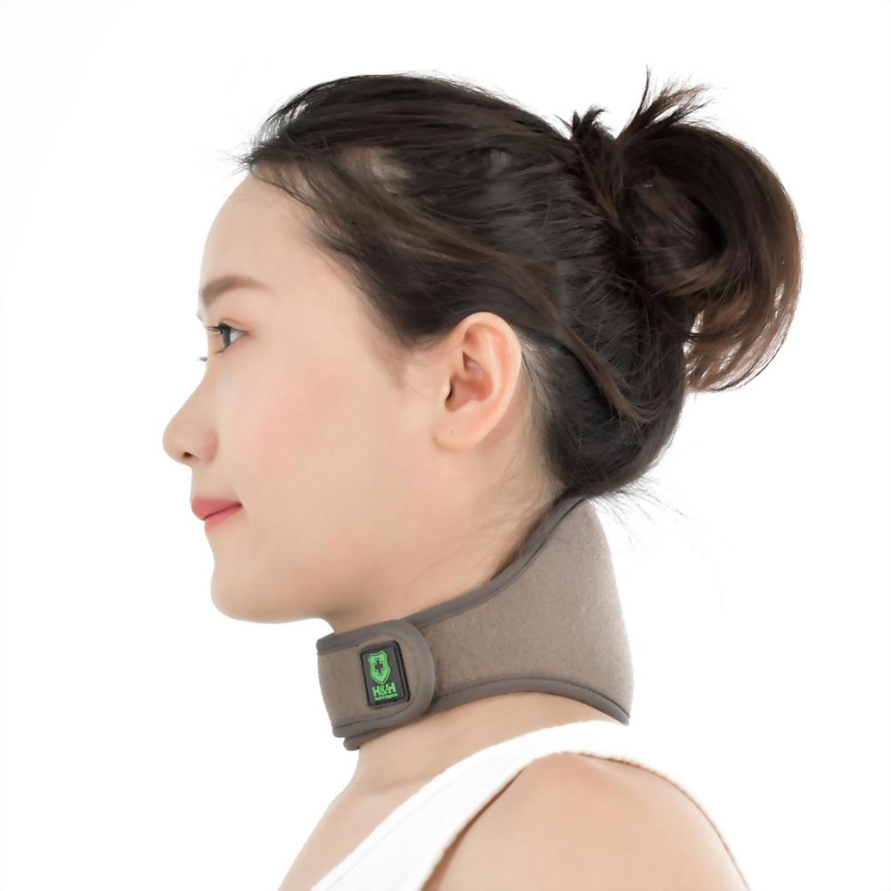遠紅外線機能調整型護頸