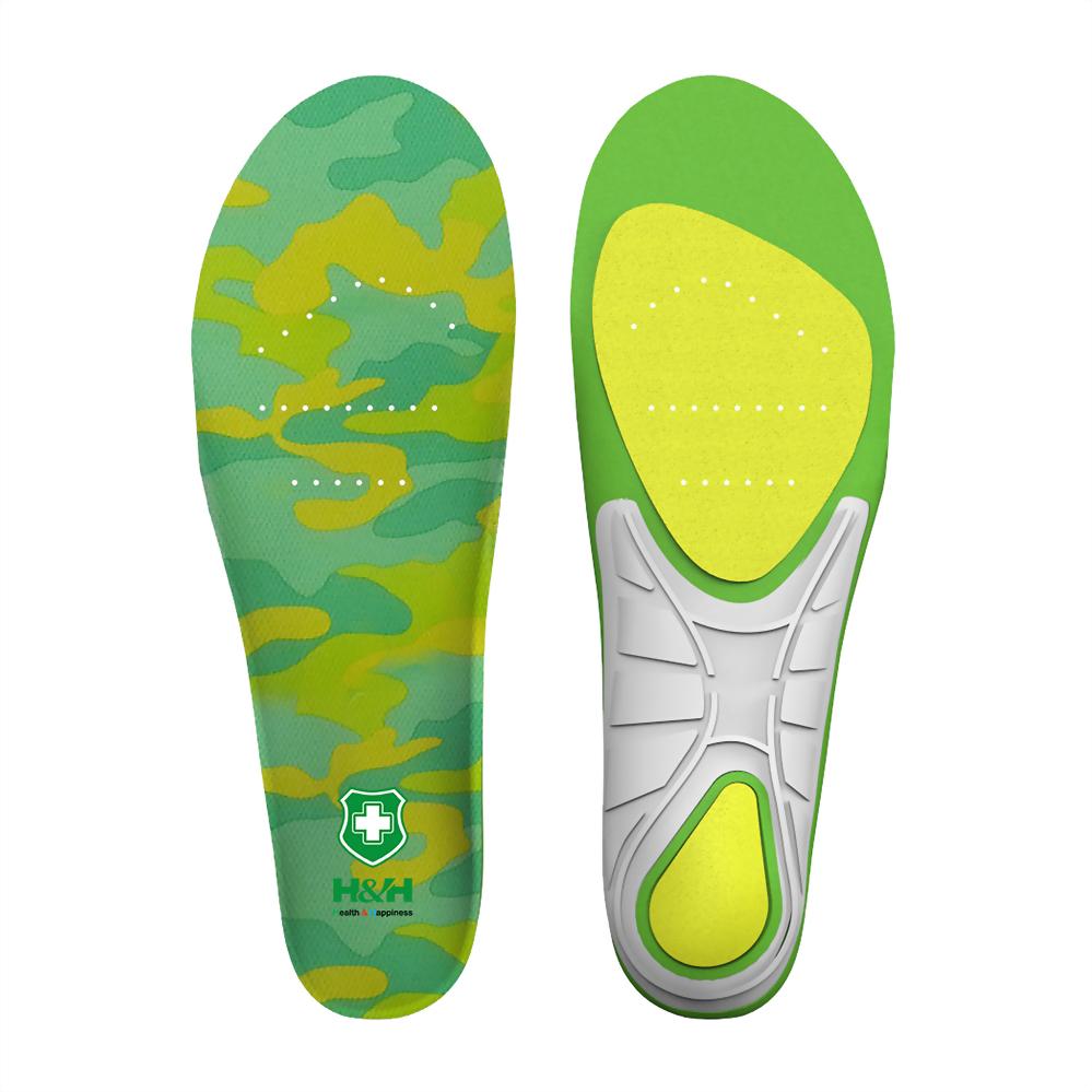足弓支撐型減震鞋墊