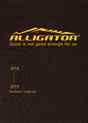 2018 ALLIGATOR Print