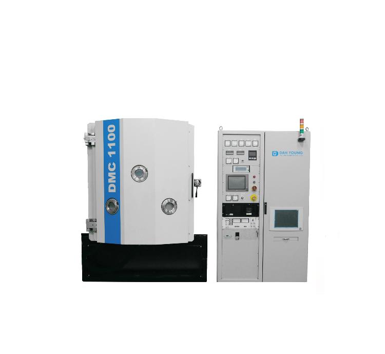 Ion Assisted Optics Coating Machine
