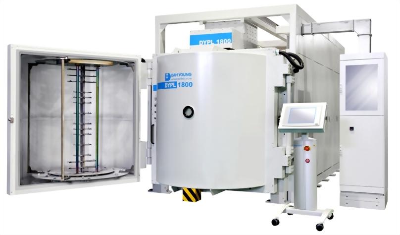 Hybrid coating machine(Frame)
