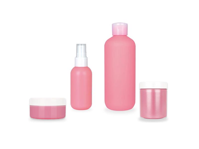 Plastic Skin Care Container
