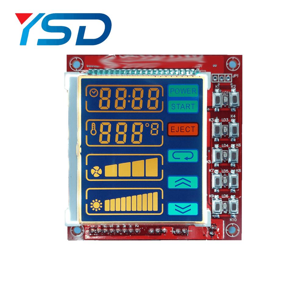 長鈺 - 烘豆機控制板