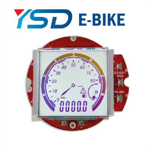 E-BIKE 腳踏車儀錶板 │ 英士得科技有限公司