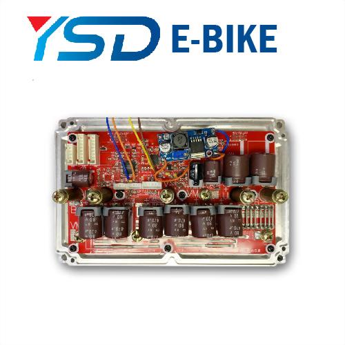E-BIKE、電動摩托車電路板、馬達控制器電路板 - 英士得科技