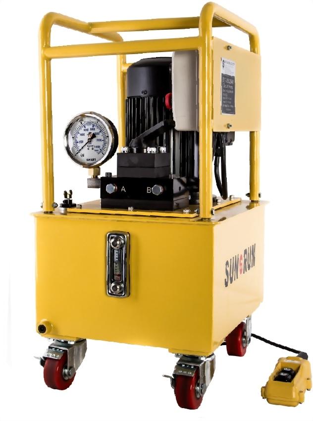 SPE-2-電動油壓泵浦