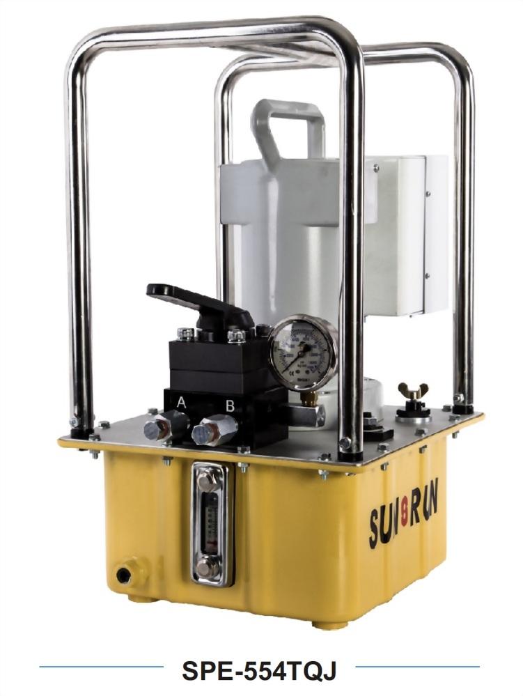 SPE-554TQJ-电动油压泵浦