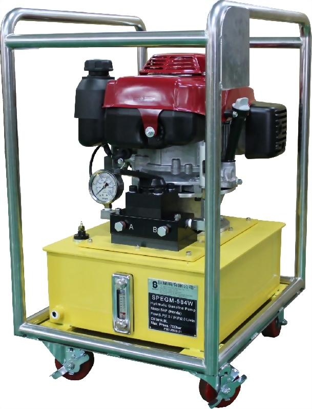 SPEGM-油壓引擎泵浦