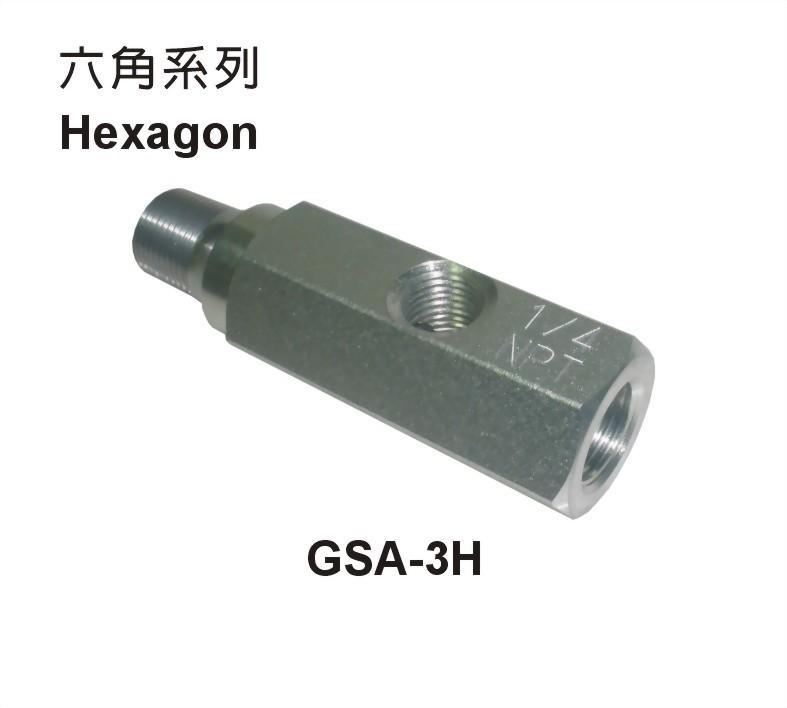 GSA-錶接頭