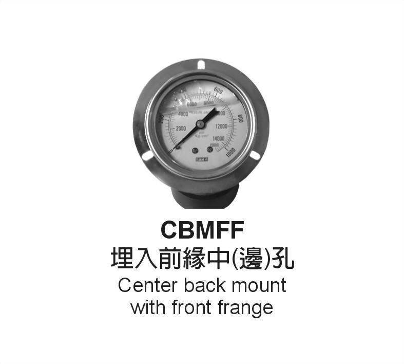 XH-壓力錶