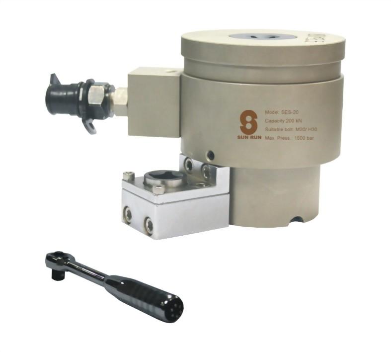 SES-單層式彈簧回縮螺栓拉伸器