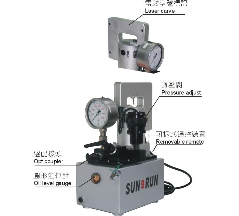 SPE-200RI-超高壓電動泵浦