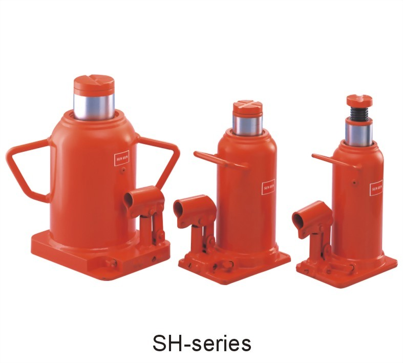 SH-Hydraulic Manual Bottle Jack