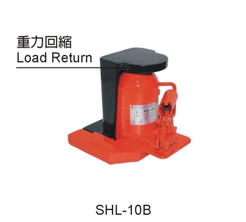 SHL-手動液壓千斤頂-附爪型