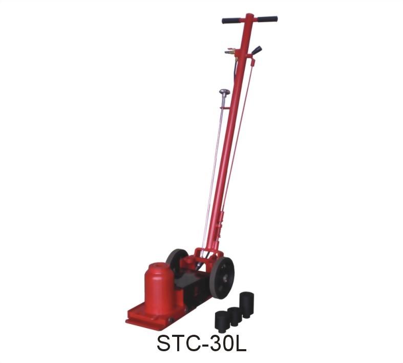 STC-氣動液壓千斤頂-推車型