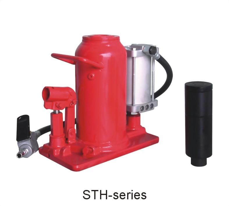 STH-氣動-手動二用液壓千斤頂
