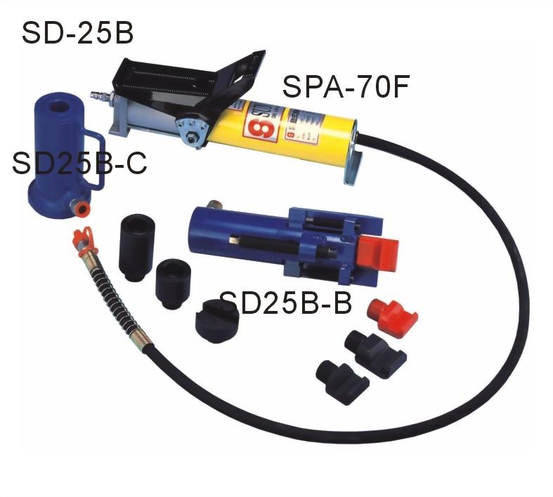 SD-25B-巨型特種輪胎迫擊器(組)