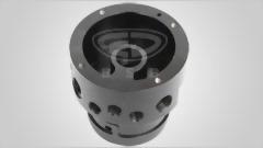車銑複合/PCB鑽孔機汽動主軸零件