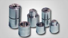 塑膠射出模具精密斜度導位柱