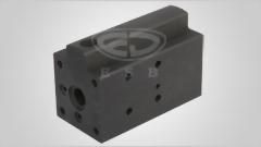 Hydraulic valve body / Inner hole grinding