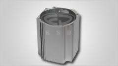Servo motor parts/Motor shell